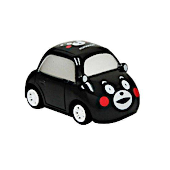 くまモン プルバックカー(黒)