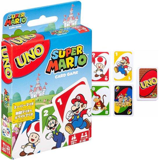 UNO(ウノ) スーパーマリオ