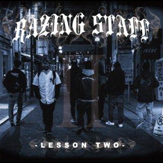RAZING STAFF / LESSON TWO