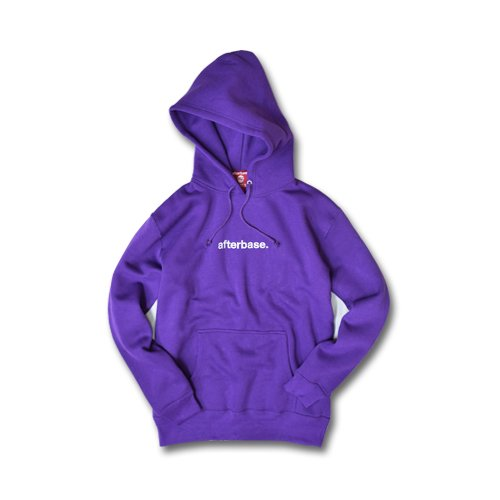 afterbase [Logo] PULLOVER HOODY