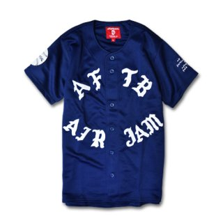 afterbase×AIRJAM2016 オフィシャルコラボ BASEBALL SHIRT