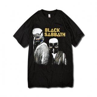 BLACK SABBATH MASK TEE