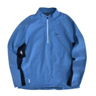 NIKE HALF ZIP JACKET(SAXBLUE)
