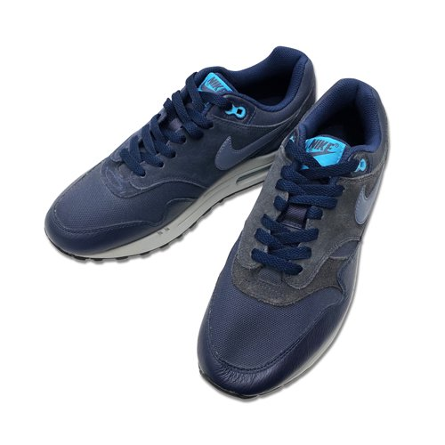 <img class='new_mark_img1' src='//img.shop-pro.jp/img/new/icons20.gif' style='border:none;display:inline;margin:0px;padding:0px;width:auto;' />NIKE AIR MAX 1 PREMIUM(NAVY)