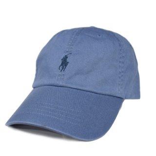 POLO 6PANEL CAP(SLATE)