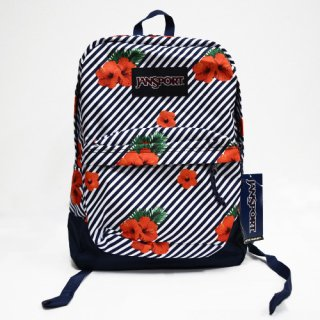<img class='new_mark_img1' src='//img.shop-pro.jp/img/new/icons20.gif' style='border:none;display:inline;margin:0px;padding:0px;width:auto;' />JANSPORT FLOWER BACK PACK