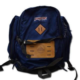 JANSPORT BACKPACK NAVY (USED)