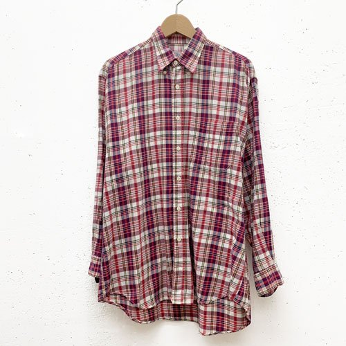 FILLTILT L/S CHECK-SHIRT