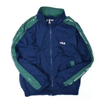 FILA ZIP UP NYLON JACKET (HEITAGE)
