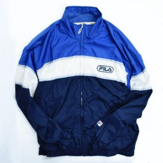 FILA ZIP UP NYLON JACKET (SWITCH)
