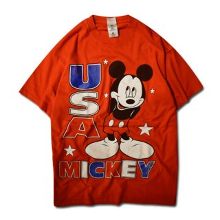 [USED] USA MICKEY T-SH