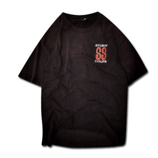 [USED] STUSSY COUPE SS T-SH