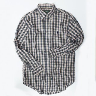 [USED] POLO COUNTRY CHECK-SH