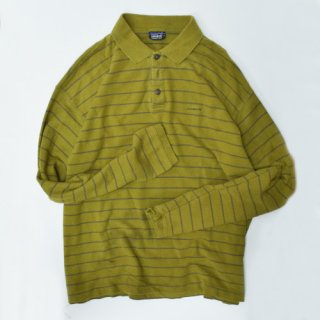 [USED] PATAGONIA L/S POLO-SH