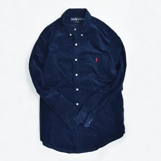 <img class='new_mark_img1' src='//img.shop-pro.jp/img/new/icons20.gif' style='border:none;display:inline;margin:0px;padding:0px;width:auto;' />[USED] POLO CORDUROY SHIRT