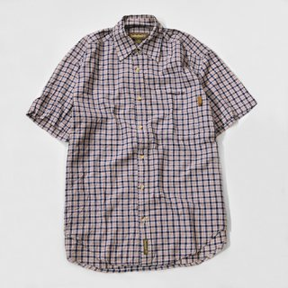 <img class='new_mark_img1' src='//img.shop-pro.jp/img/new/icons20.gif' style='border:none;display:inline;margin:0px;padding:0px;width:auto;' />[USED] TIMBERLAND S/S CHECK-SHIRT