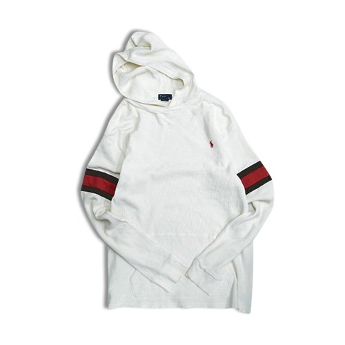 <img class='new_mark_img1' src='//img.shop-pro.jp/img/new/icons20.gif' style='border:none;display:inline;margin:0px;padding:0px;width:auto;' />[USED] POLO THERMAL PULLOVER HOODY