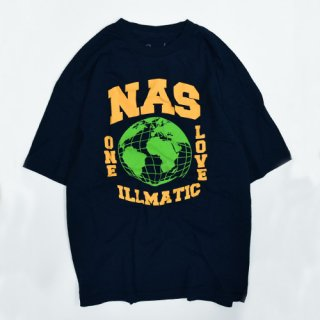<img class='new_mark_img1' src='//img.shop-pro.jp/img/new/icons20.gif' style='border:none;display:inline;margin:0px;padding:0px;width:auto;' />[USED] NAS ILLMATIC T-SHIRT