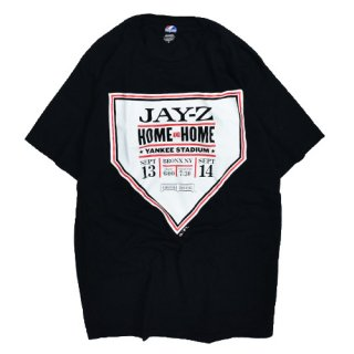 [USED] JAY Z HOME AND HOME T-SHIRT