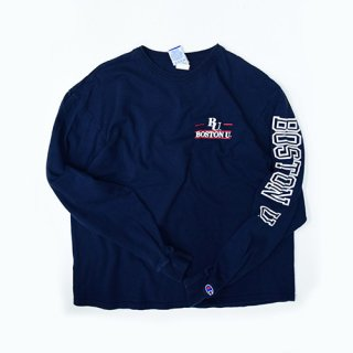 [USED] champion BOSTON L/S T-SH