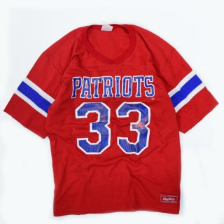 <img class='new_mark_img1' src='//img.shop-pro.jp/img/new/icons20.gif' style='border:none;display:inline;margin:0px;padding:0px;width:auto;' />[USED] PATRIOTS T-SHIRT