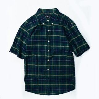 <img class='new_mark_img1' src='//img.shop-pro.jp/img/new/icons20.gif' style='border:none;display:inline;margin:0px;padding:0px;width:auto;' />[USED] RALPH LAUREN S/S CHECK-SHIRT