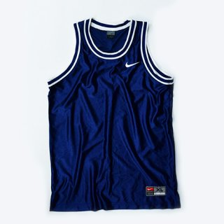 <img class='new_mark_img1' src='//img.shop-pro.jp/img/new/icons20.gif' style='border:none;display:inline;margin:0px;padding:0px;width:auto;' />[USED] NIKE BASKETBALL JERSEY(NAVY)