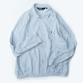 <img class='new_mark_img1' src='//img.shop-pro.jp/img/new/icons20.gif' style='border:none;display:inline;margin:0px;padding:0px;width:auto;' />[USED] RALPH LAUREN ZIP-SHIRT