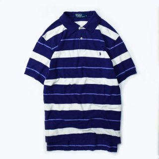 <img class='new_mark_img1' src='//img.shop-pro.jp/img/new/icons20.gif' style='border:none;display:inline;margin:0px;padding:0px;width:auto;' />[USED] RALPH LAUREN POLO-SH (STRIPE)