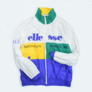 <img class='new_mark_img1' src='//img.shop-pro.jp/img/new/icons20.gif' style='border:none;display:inline;margin:0px;padding:0px;width:auto;' />[USED] ellesse ZIP UP JACKET