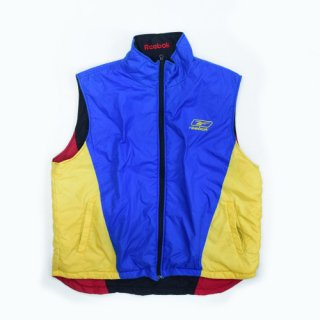 <img class='new_mark_img1' src='//img.shop-pro.jp/img/new/icons20.gif' style='border:none;display:inline;margin:0px;padding:0px;width:auto;' />[USED] REEBOK DOWN VEST