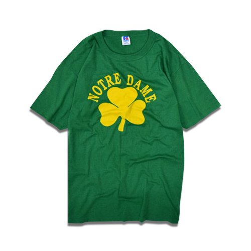 [USED] NOTRE DAME T-SHIRT