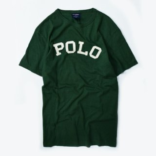 <img class='new_mark_img1' src='//img.shop-pro.jp/img/new/icons20.gif' style='border:none;display:inline;margin:0px;padding:0px;width:auto;' />[USED] RALPH LAUREN POLO T-SHIRT