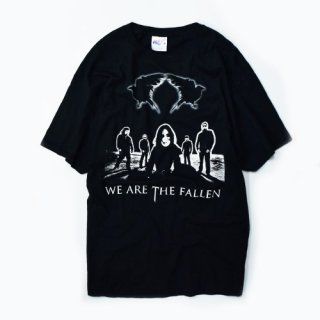 <img class='new_mark_img1' src='//img.shop-pro.jp/img/new/icons20.gif' style='border:none;display:inline;margin:0px;padding:0px;width:auto;' />[USED] WE ARE THE FALLEN T-SHIRT
