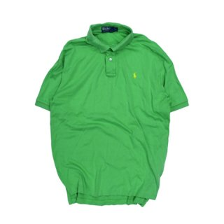 [USED] Ralph Lauren POLO-SH(GREEN)
