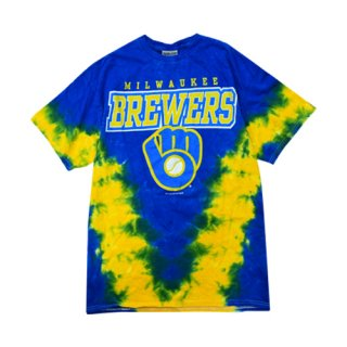 [USED] BREWERS T-SH