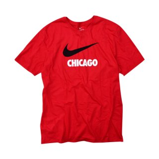NIKE CICAGO T-SHIRT Red