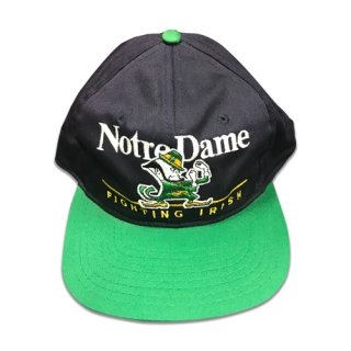[USED] Nortre Dame snap back
