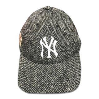 [USED] HARRIS TWEED NEW ERA cap