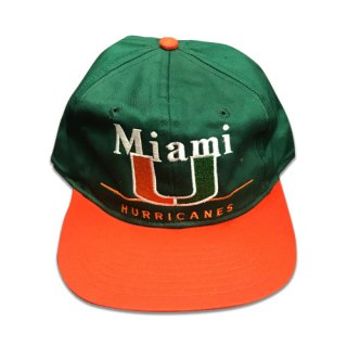 [USED]Miami HURRICANES CAP