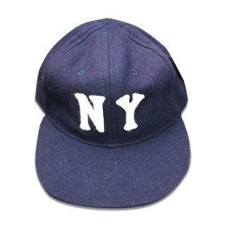 [USED]EBBETS FIELD FLANNELS WOOL CAP 7 3/8
