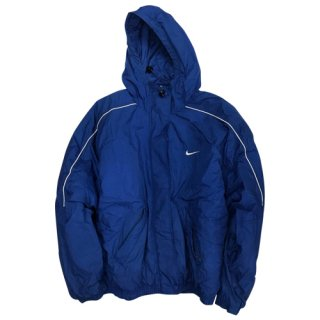 [USED] NIKE NYLON JACKET(BLUE)