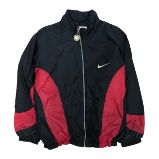 <img class='new_mark_img1' src='//img.shop-pro.jp/img/new/icons20.gif' style='border:none;display:inline;margin:0px;padding:0px;width:auto;' />[USED] NIKE NYLON JACKET(RED/BLACK)