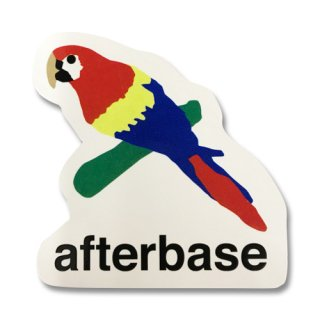 afterbase [bird] ステッカー STICKER