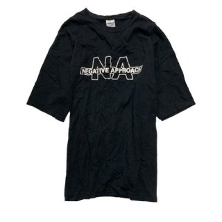 [USED]Negarive Approach  T-SHIRT