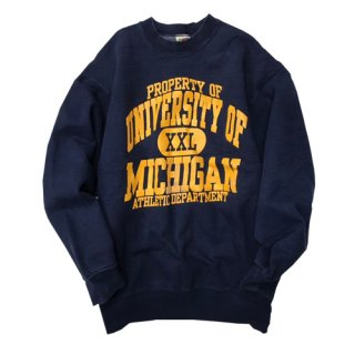 [USED] UNIVERSITY OF MICHIGAN CREWNECK SWEAT