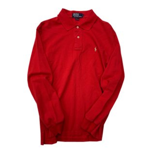 [USED] POLO by RALPH LAUREN L/S POLO-SHIRT