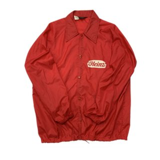 [USED] Heinz RED COACH JACKET