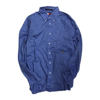 [USED] Tommy L/S Shirts blue