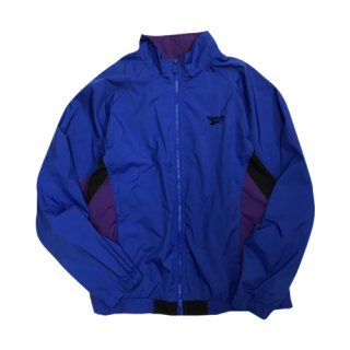 [USED] Reebok NYLON JACKET (BLUE)